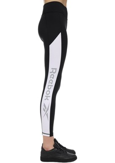 Reebok Logo Workout Ready Leggings