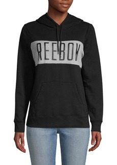 Reebok Long-Sleeve Logo Sweater