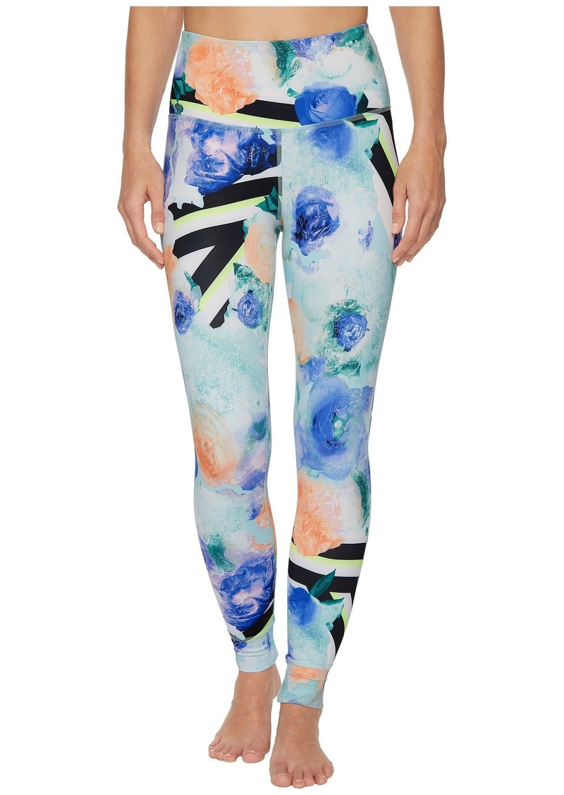 fc0c931a Reebok Lux Bold High-Rise Tights - Hardcore Chill | Casual Pants