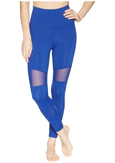 Reebok Lux Mesh High-Rise Tights