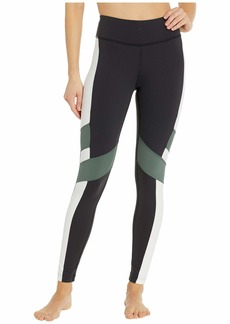 Reebok Lux Tights - Color Block