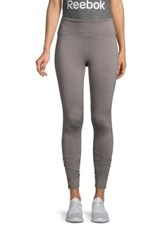 Reebok Mid-Rise Pocket Leggings