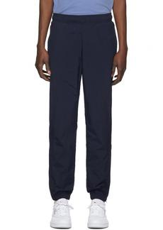 Reebok Navy Classic Track Pants