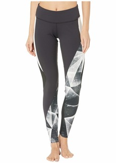 Reebok One Series Performance Lux Color Block Tights 2.0 - Shattered Ice