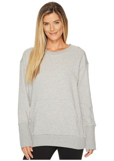 Reebok Oversized Long Sleeve Tunic