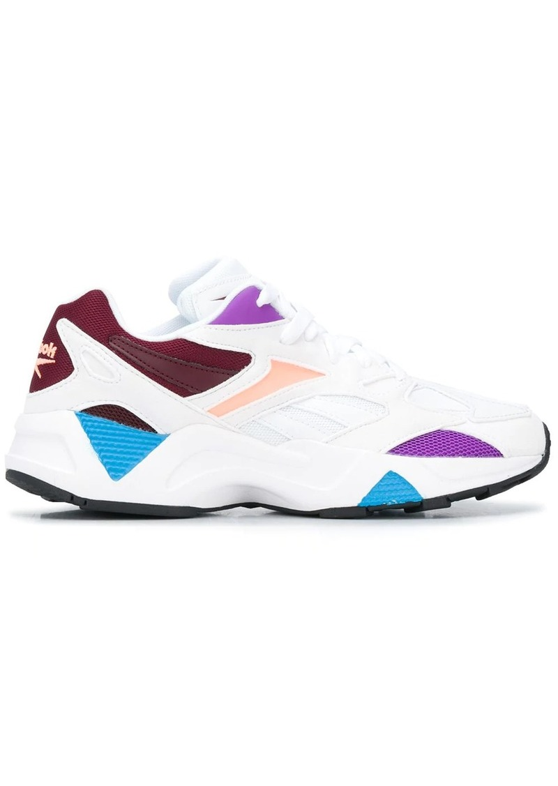 Reebok panelled sneakers