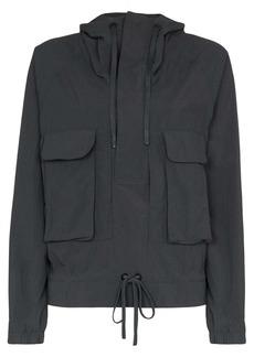 Reebok patch pockets jacket