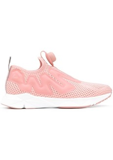 Reebok perforated sneakers
