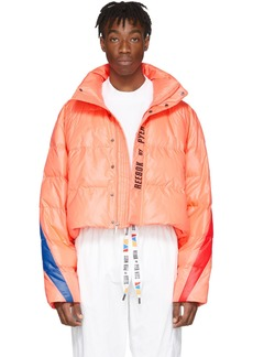 Reebok Pink Collection 3 Ballfiber Jacket