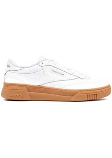 Reebok platform sole sneakers