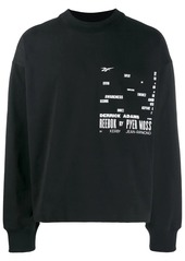 Reebok Pyer Moss sweatshirt