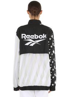Reebok Rcxpm Hush Olympic Track Jacket
