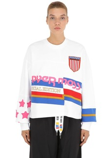 Reebok Rcxpm Special Edition Cotton Sweatshirt