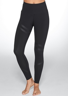 Reebok + Linear High-Waist Leggings