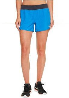 "Reebok 4"" Knit Woven Shorts"