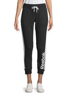 Reebok Ankle-Length Jogger Pants