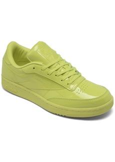 Reebok Big Girls Cardi B Club C Double Casual Sneakers from Finish Line