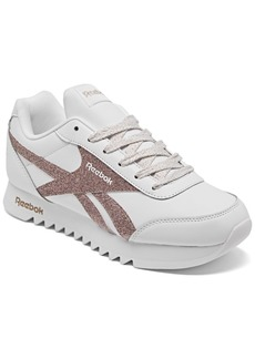 Reebok Big Girls Royal Classic Jogger 2 Platform Casual Sneakers from Finish Line