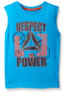Reebok Boys' Big Competition Active Muscle Tank