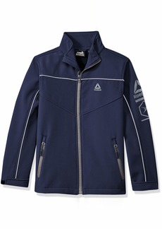 Reebok Boys' Toddler Active Jacket with Zip Pockets