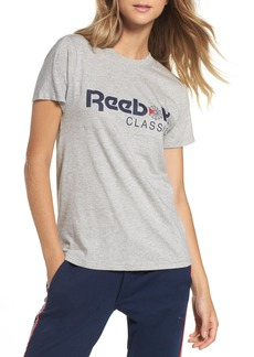 Reebok Classic Logo Tee
