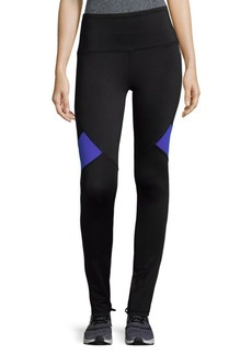 Reebok Colorblock High-Rise Leggings