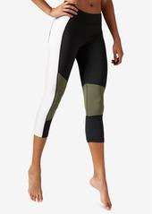 Reebok Colorblocked Capri Leggings