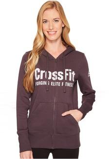 Reebok CrossFit Full Zip Hoodie