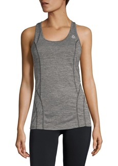 Reebok Dynamic Heathered Tank Top