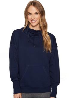 Reebok Fleece Cowl Neck Sweatshirt