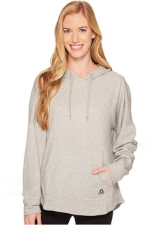 Reebok French Terry Long Sleeve Cover-Up