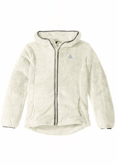 Reebok Girls' Big Active Heavyweight Fleece Jacket  10/12