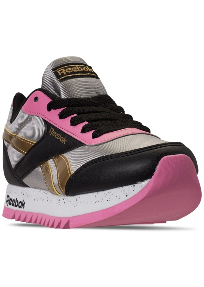 Reebok Girls Royal Classic Jogger 2 Platform Casual Sneakers from Finish Line