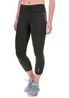 Reebok Grafico Print Renew Capris (For Women)