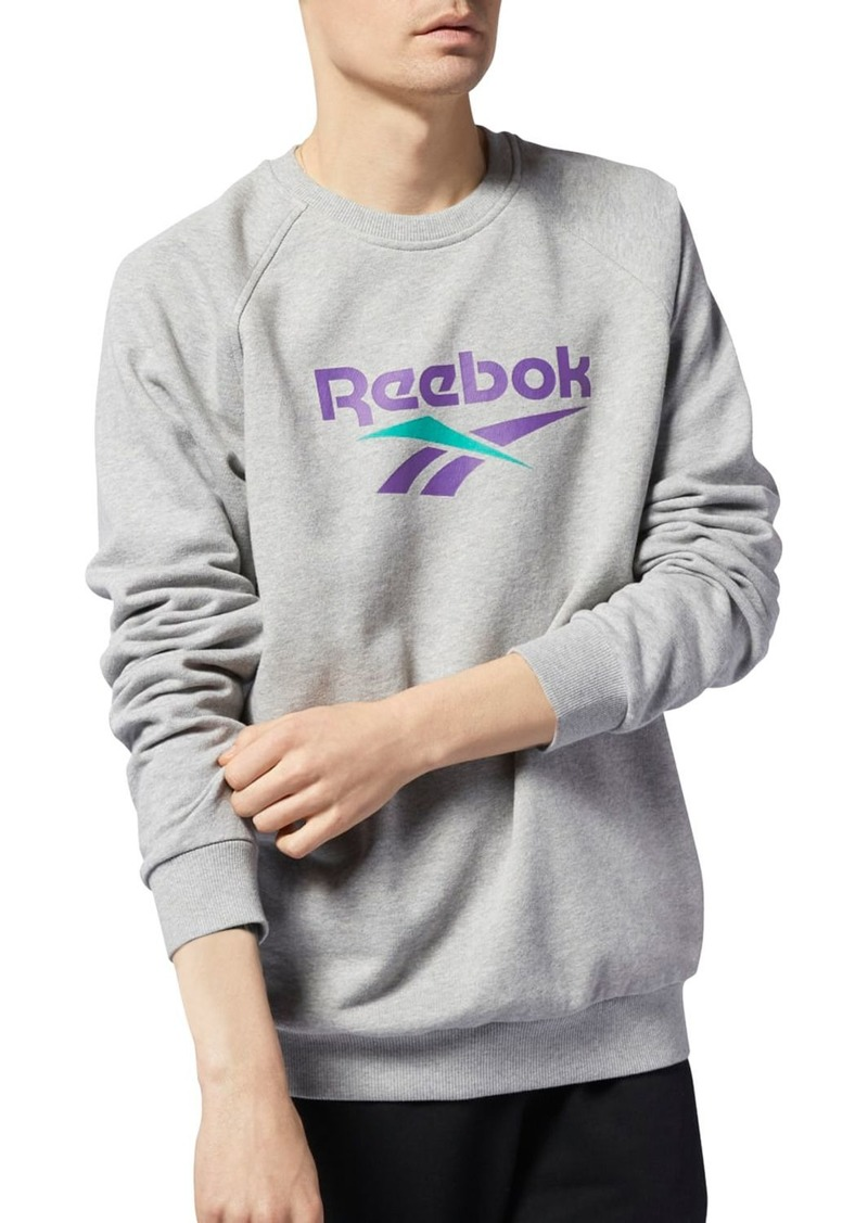Reebok Graphic Logo Sweatshirt