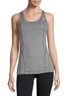 Reebok Heathered Tank Top