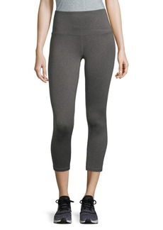 Reebok High-Waist Capri Leggings