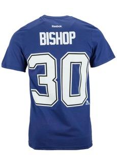Reebok Kids' Ben Bishop Tampa Bay Lightning Player T-Shirt, Big Boys (8-20)