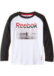 Reebok Little Boys' Long Sleeve Active T-Shirt