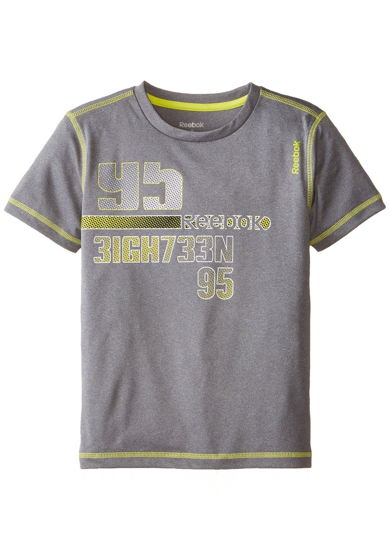 47c5f92726b Reebok Reebok Little Boys' Sport Short Sleeve T-Shirt | Tshirts