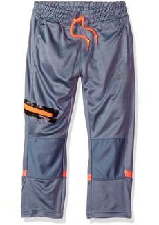 Reebok Boys' Little Fleece Pant Carbon Grey-BBBD