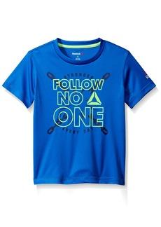 Reebok Boys' Little Follow No One T-Shirt