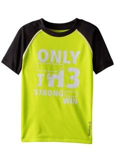 Reebok Little Boys' Active Short Sleeve T-Shirt