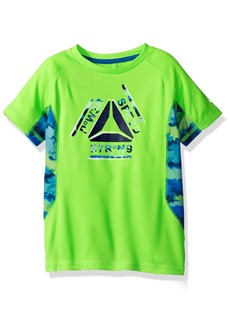 Reebok Little Boys' Power Performance T-Shirt