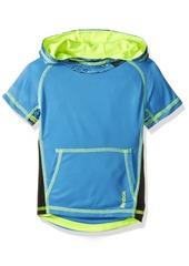 Reebok Toddler Boys' Hooded Short Sleeve Tee