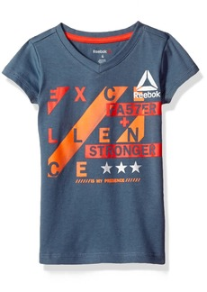Reebok Little Girls' Excellence T-Shirt