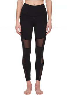 Lux Mesh High-Rise Tights