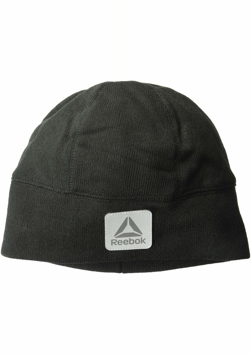 Reebok Men's Accessories Men's Sweater Fleece Beanie Hat