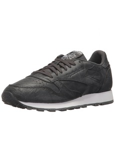 Reebok Men's CL Leather CTE Fashion Sneaker   M US