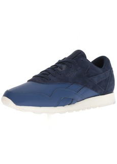 Reebok Men's CL Nylon AS Sneaker   M US